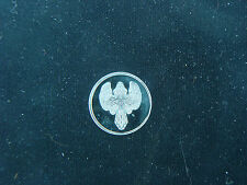 Tribal Cross with Wings  1 Gram .999 Pure Silver Round Coin Bar Bullion