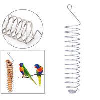 Oiseaux Perroquets Alimentaire Titulaire Cage À Oiseaux De Blé à Grains