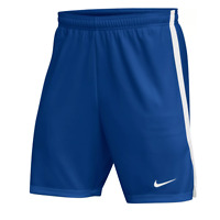 Nike Soccer Shorts Mens XL Slim Fit Authentic Dry Hertha Training Blue and White