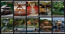 World Heritage Sites SINGLES 2763a-j from Sheet 6 [10 USED Stamps]