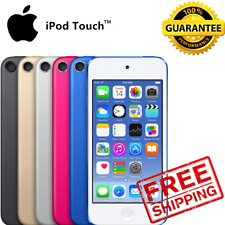 NEW Apple iPod Touch 6th Gen 16GB 32GB 64GB 128GB - All Colors - 90DAYS WARRANTY