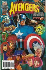 Avengers #402 - VF/NM- Onslaught / Final Issue
