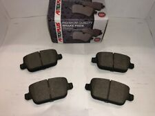 Rear Brake Pads Fits Ford S-MAX + KUGA 2006-2015