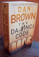 2004 'THE DA VINCI CODE' DI DAN BROWN. IN LINGUA INGLESE