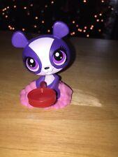 McDonalds 2012 LITTLEST PET SHOP 2012 Purple Panda Buy 3 get 4th free