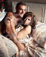 Never Say Never Again - James Bond (1983) Valerie Leon, Sean Connery 10x8 Photo