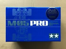 #84131  TAMIYA M-05 PRO Chassis Kit (Blue Plated Limited Edition)