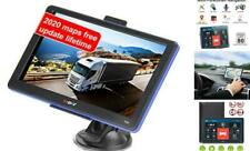Semi Truck Gps Commercial Driver Big Rig Accessories Navigation System Vehicles