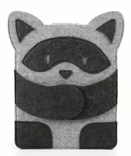 Grey Raccoon Design Tablet Case for MANIA (TM) Allwinner A13 Tablet