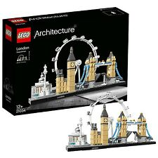 LEGO Architecture 21034 London Building Toy Set