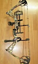 "BOWTECH FUEL BOW Right hand 30-70lb 18-30"" FULLY LOADED"
