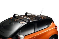 Genuine Renault Captur Roof Rack Aluminium Roof Bars 8201392089