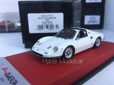 BBR Models 1/43 Ferrari Dino 246 Gts Spider 1969 White L.E. 20 pcs BBRC54FPRE