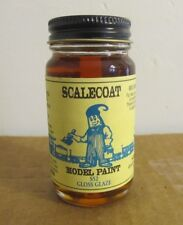 New Old Stock SCALECOAT Gloss Glaze Model Railroad Paint #S52 Made in USA