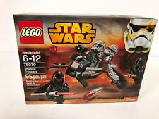 LEGO Star Wars Shadow Troopers 75079 New with Damaged Box