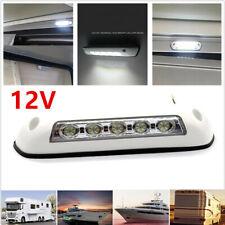 Car RV Boat Roof Dome Lamp Ceiling Lighting 12V White LED Spotlights Lamp 6000K