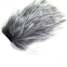 9cm Furry Windscreen Windshield Wind Muff For Camcorder Camera Microphone Mic