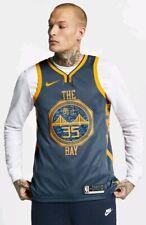 NIKE NBA KEVIN DURANT GOLDEN STATE WARRIORS SWINGMAN JERSEY SIZE XL AJ4610 430
