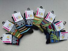 Hudson Children's Socks Dino T.Rex (Rrp Gr.19-22,23-26,27-30,31-34 Socks