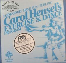 CAROL HENSEL'S EXERCISE & DANCE - LP