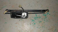 Land Rover Discovey 1 Front Windshield Wiper Motor W. Linkage  94 95 96 97 98 99