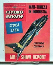 Nov 1961 ROYAL AIR FORCE FLYING REVIEW Magazine
