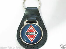 Renault Keychain Leather Key Chain , (#442)  (**)