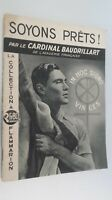 Cardenal Baudrillart Vamos a Ser Préstamos La Colección Flammarion 1937 ABE