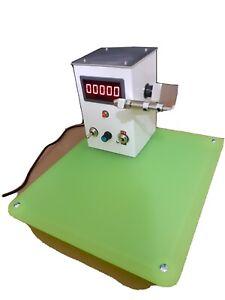 THOMAS GUITAR PICKUP COIL WINDER MACHINE INTEGRATED MODEL:MWGX