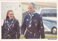 SCOUT - AGESCI - Fot.Mario Rebeschini - EUROFOLK 89 - Ospiti Finlandesi