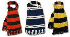 Woollen School Scarf / Scarves - Adult Lengths - Many Colours
