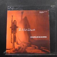"Charlie Shavers - The Most Intimate LP 10"" VG+ BCP-1021 Mono 1st Vinyl Record"