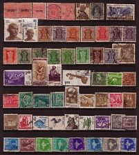 INDIA....  x60 mostly used and different stamps