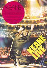 Keane-Keane Live Music DVD