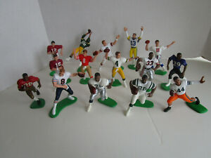 Kenner Starting Lineup SLU NFL Football Jersey Action Figure Open Loose Lot (15)