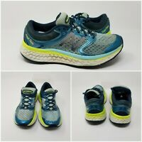 New Balance Fresh Foam 1080 v7 Blue Running Sneakers Shoes Womens Size 9.5