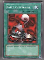 YU-GI-OH Falle Entfernen Common LOB-G048