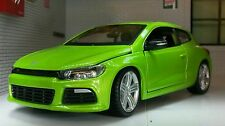 G LGB 1:24 Scale VW Scirocco 2.0 GT R DSG Coupe Burago Detailed Model 21060