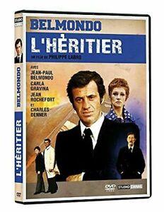DVD : L'héritier - Belmondo - NEUF
