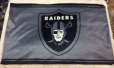 Oakland Raiders Quality Soft Microfiber Pillow Case Cover