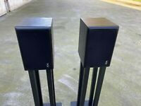 GOODMANS LAUTSPRECHER, GOODMANS SPEAKERS, GOODMANS MAXIM, OHNE STANDS