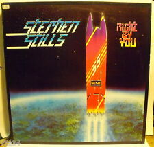 STEPHEN STILLS - RIGHT BUT YOU - LP NM