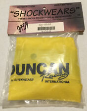 NEW! Outerwears Shockwears DUNCAN RACING OHLIN Shock Cover Rear/Yellow BANSHEE