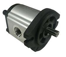 """Hydraulic Gear Pump,28cc//rev,22.1gpm @3000rpm,3625psi,5//8/"""" Key Shaft,SAE A,CCW"""