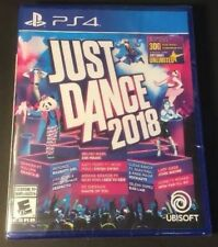 Just Dance 2018 (PS4) NEW