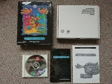 Commodore Amiga CD32 Game - Benefactor By Psygnosis ( Big Box Game )