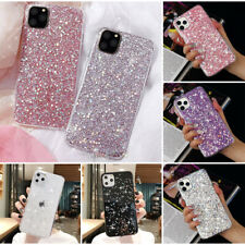 Bling Glitter Shockproof Soft Silicone Case Cover For iPhone 11 Pro XS XR 7 8 6