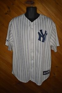 Alex Rodriguez New York Yankees Majestic MLB Licensed XL Jersey