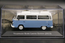Altaya 1:43 Volkswagen Kombi Limited Edition 2013 Diecast Models Car Collection