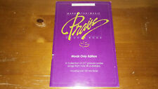 1990 Maranatha Music Praise Chorus Book Expanded 2nd Edition Words Only Edition